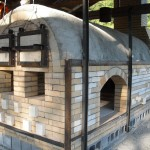 Anagama wood fired ceramics kiln